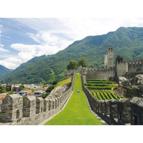 Bellinzona e Lugano