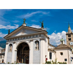Bressanone e l'abbazia di Novacella
